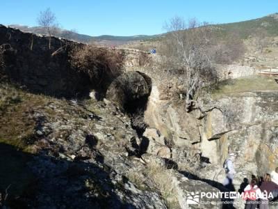 Puentes Medievales, Valle del Lozoya - Senderismo Madrid; senderismo en segovia